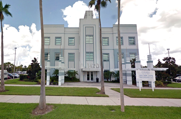 Celebration Florida office building photo